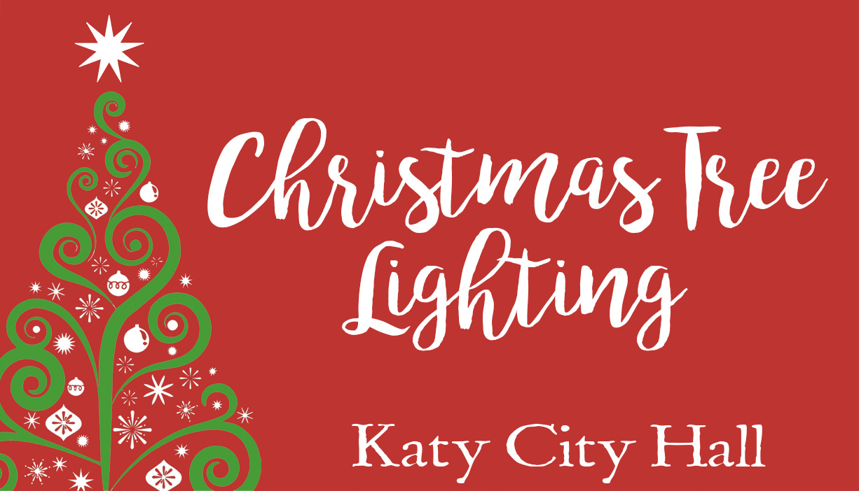 Christmas Tree Lighting - December 5