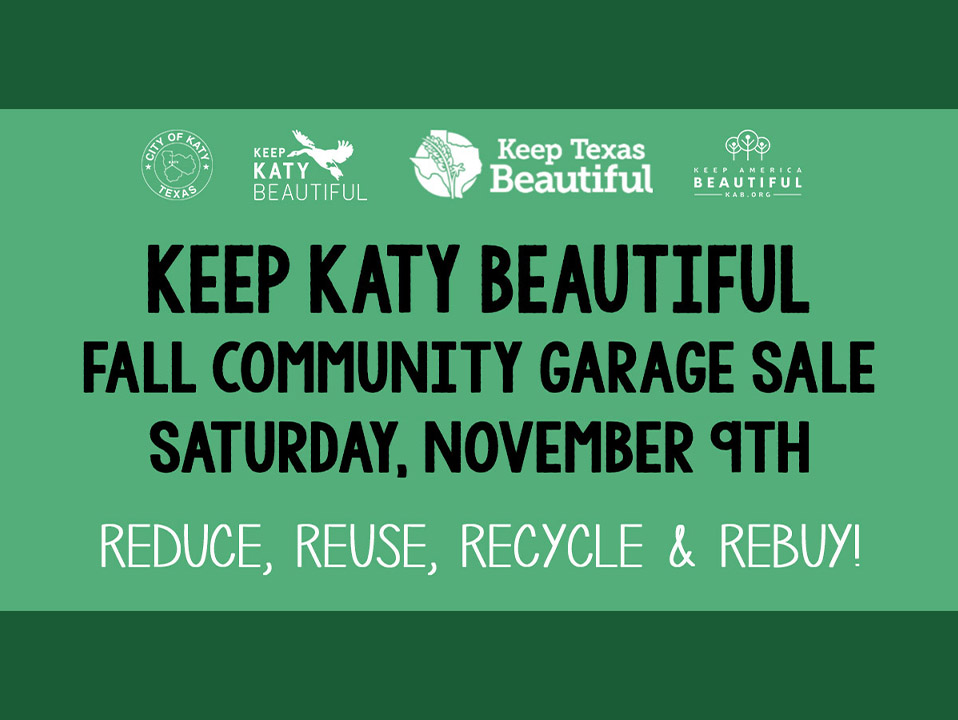 KKB's Fall Community Garage Sale - November 9