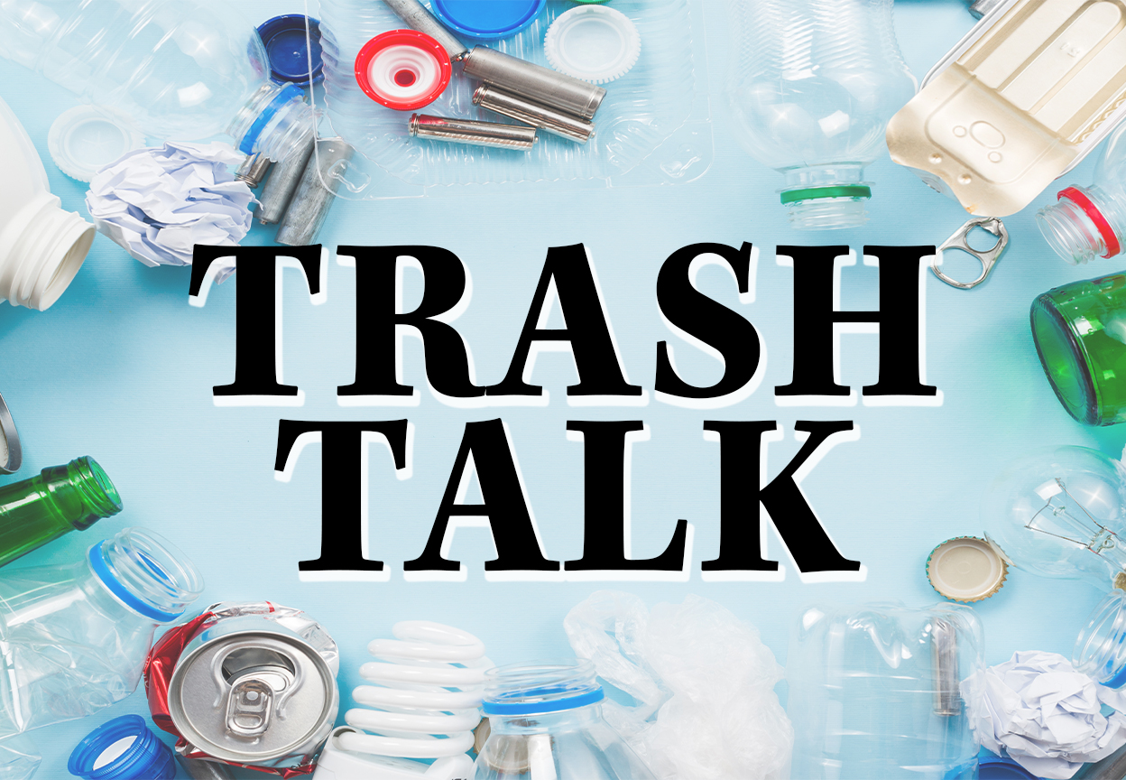 Trash Talk - January 20